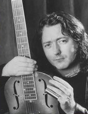 Singer Guitarist Rory Gallagher